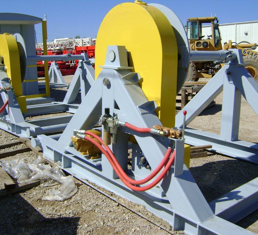 Drill Line Spooler