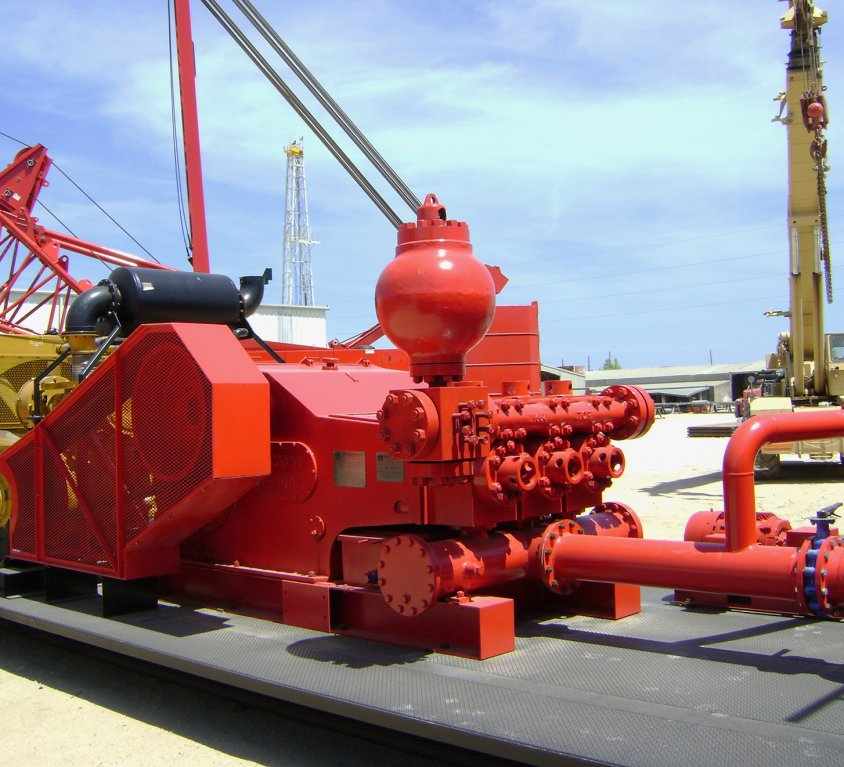 Unitized Mud Pump
